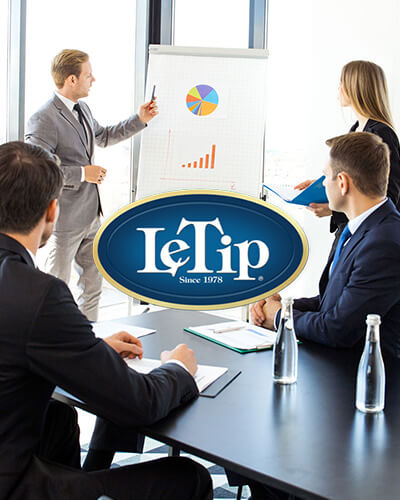 LeTip Business Meeting Image